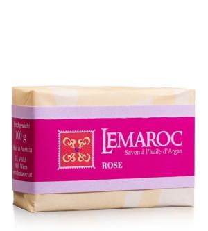 Lemaroc Seife Rose